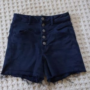 Women high waisted American Eagle short